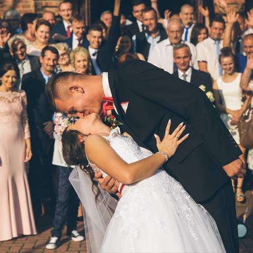 Fotografia ślubna - ślub i wesele - sesja zdjęciowa